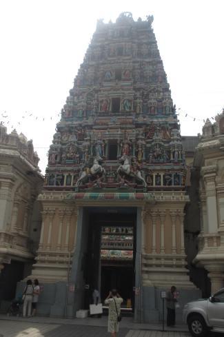 Shri Mahamariamman Temple