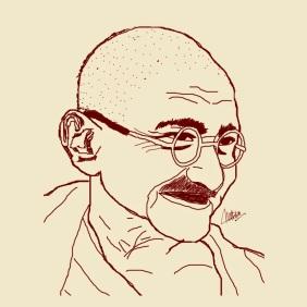 Mahatma Gandhi
